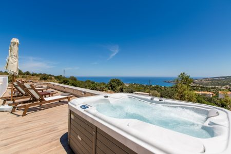 Hot Tub sea view 10